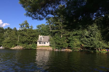 Gorgeous lakefront home! - Hinesburg