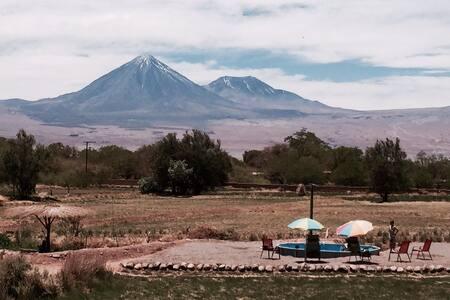 Atacama Glamp - Sátor
