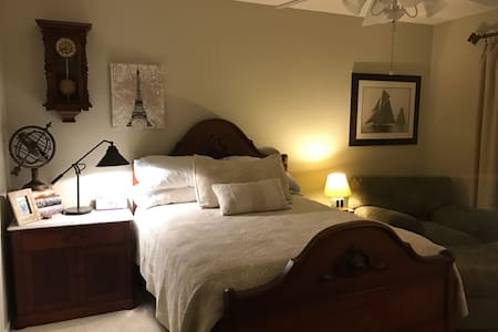 Peaceful & Lovely Guest Room - Ponte Vedra Beach