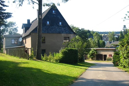 Farm in Chemnitz near Erzgebirge - Chemnitz - House