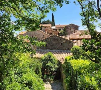Charming gite in south Ardèche - Les Vans