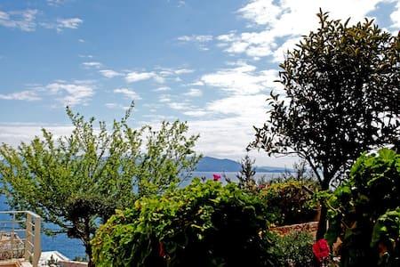 Nereus apt-Comfy Vacation w SeaView - Dikastika