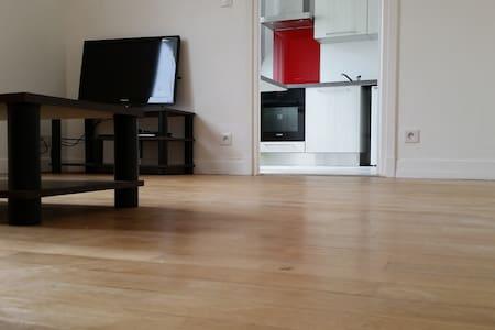 Studio neuf centre ville 28m² - Lorient - Daire