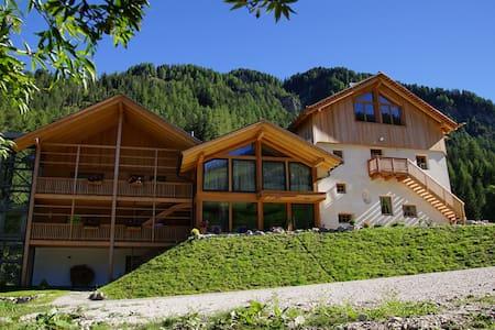 Chalet Morná accogliente e raffinato attico - San Martino in Badia