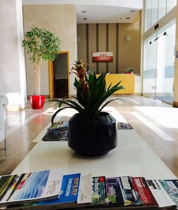 Luxury spacious 2BR apt in Amwaj - Amwaj Island - Apartment