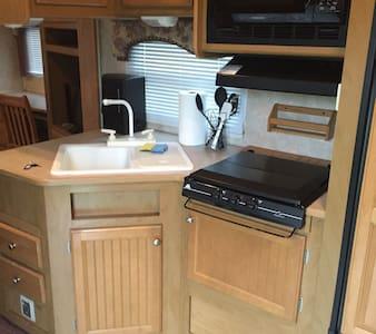 Ciderhouse Campground RV rental - Camper/RV