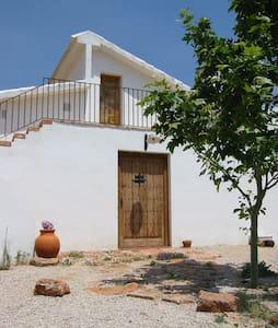 FINCA RURAL en LAGUNAS DE RUIDERA - 2 Casas,16 pax - Villahermosa - Hus