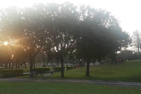 ALOHA慢活的理想居/近桃園大溪觀光景點/機場或高鐵青埔站接送優惠 - Daxi District - Bed & Breakfast