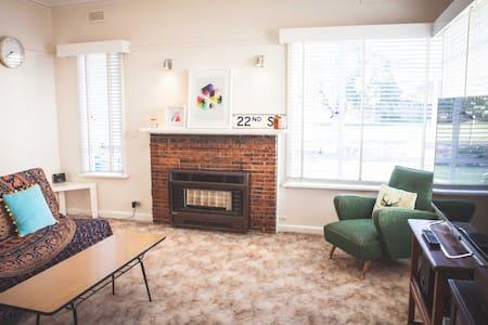Single Room in Comfortable House (Altona) - Altona