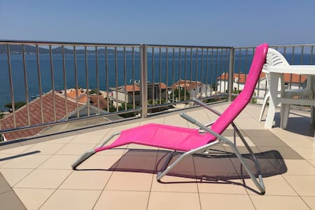 Badeurlaub in Kroatien, Sv.Petar - Apartment