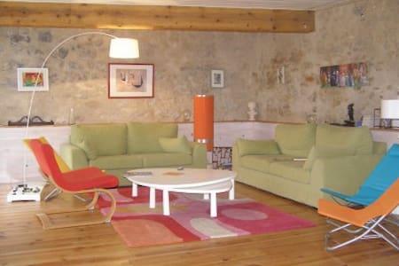 Maison de village avec piscine - Ladern-sur-Lauquet