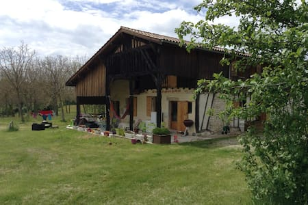 Bed and breakfast in the peace and in the green - Sainte-Gemme-Martaillac - Bed & Breakfast
