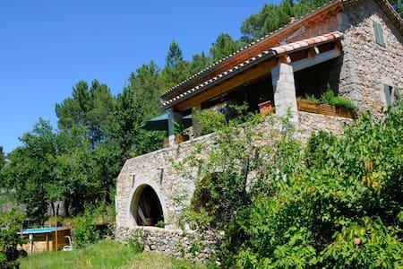 Le refuge de Daphné - Casa cueva