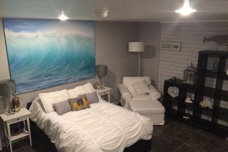 Beautiful, Relaxing and Private Beach House! - Newport Beach - Hus