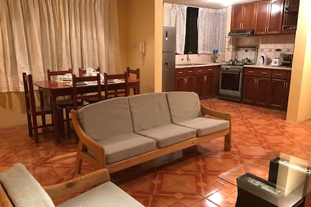 Cute apartment, the best city view. Furnished! - Arequipa - Apartment