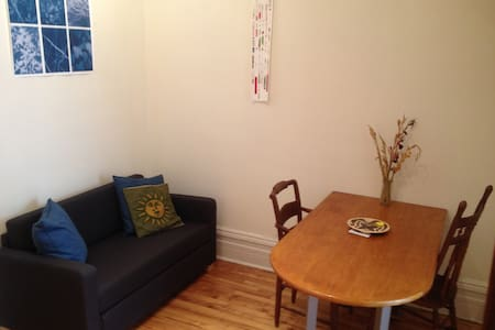 Cozy flat in the heart of Mile-End / Plateau! - Apartment