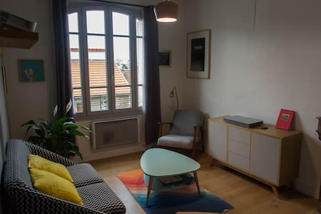 Cosy appartment, ideal for family or friends - Gentilly - Lejlighed