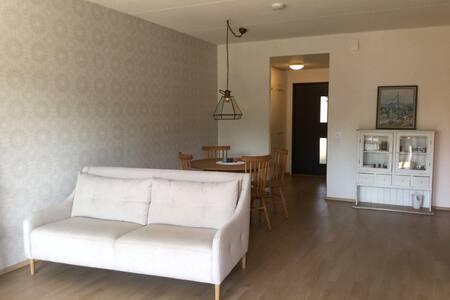 Siisti kaksio palveluiden äärellä - Appartement