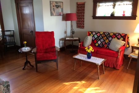 Cozy Apartment Near Providence RI - Appartement