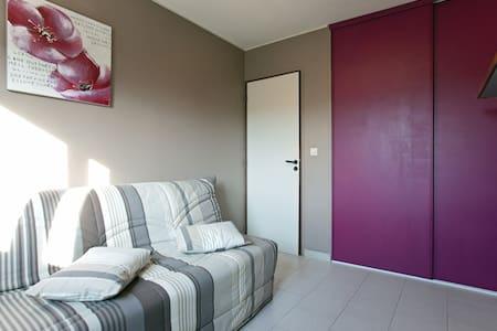 Chambres dans maison familiale - Marguerittes