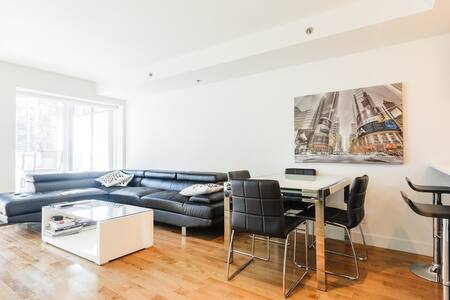 Condo moderne grande terrasse 260pc - Wohnung