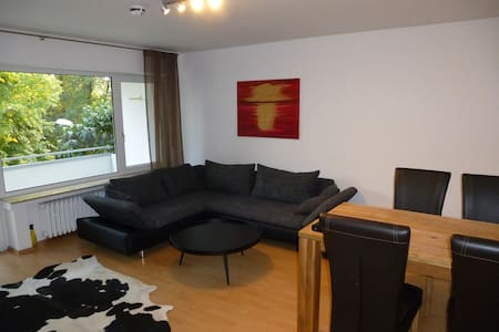 100 m² Whg. für 4 max 6 Personen - Apartemen