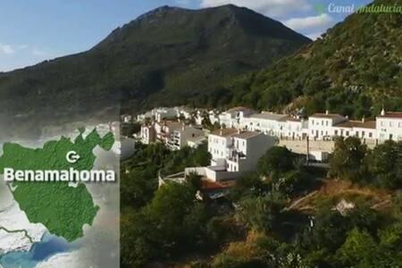 Grazalema Benamahoma casa familiar - Appartement