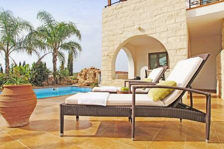 Fotini-villa with pool - Ayia Napa - Dom