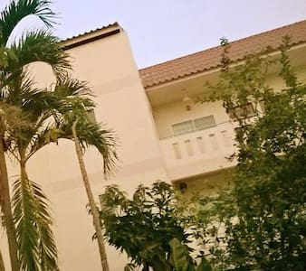 นงลักษณ์ แมนชั่น Nonglak Mansion - Apartemen