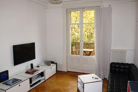 Appartement 3 pièces dans le vieux Carouge - Apartamento