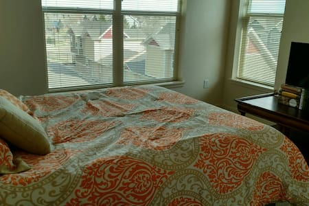 private room/bathroom near Boulder - Longmont - Apartemen