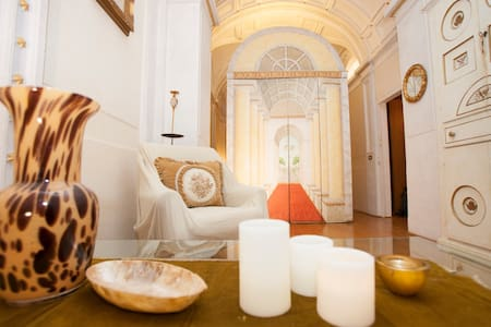 CAMPO DEI FIORI ROMANTIC CHAPEL - Roma - Apartment