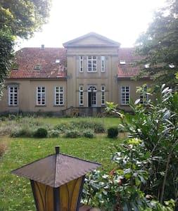 klassizististische Villa ökolog. saniert. - Wildeshausen