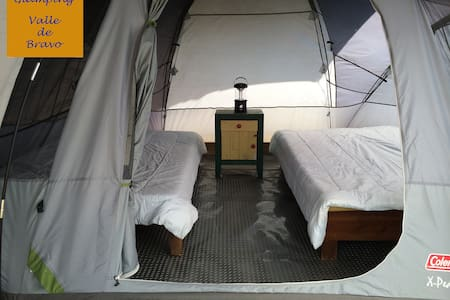 Glamping valle de bravo - Tent