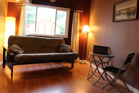 Central, Loft-Style Sweet Suite! - Winnipeg