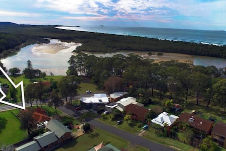 A Moonee Beach Escape - Moonee Beach - Haus