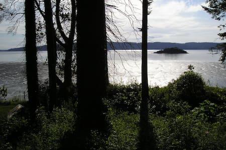 Serene Waterfront Cottage - Kisház