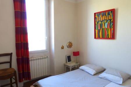 Chambre 4 - proximité calanques et Luminy - Marseille