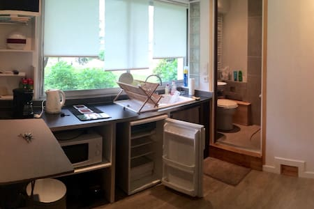 Studio centre de Biarritz, quartier Saint-Charles - Apartment