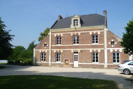 chambre double les 3 tilleuls - Roye - Bed & Breakfast