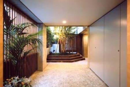 Nakameguro.Designer house!