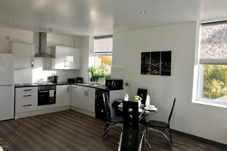 BRIDGEWATER 2 BEDS/2 BATHS ** LIVERPOOL SLEEPS 5** - Bootle