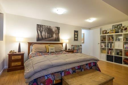 Quality spot in New Farm Village - Appartamento