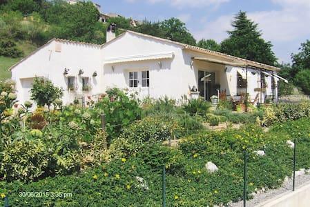 Chambre chez l'habitant dans villa - Montagnac-Montpezat