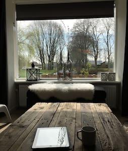 Complete woning Heerenveen met tuin - Haus