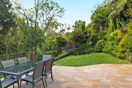 Fabulous 4 bed house near beaches - North Manly - Hus