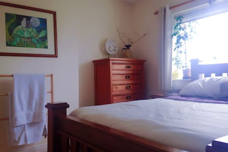 cozy illuminated double room Cork - Castlemartyr - Hus