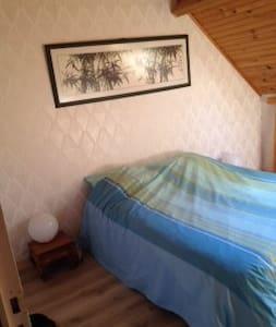 Chambres à la campagne avec sdb privée - Haus