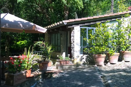 Casa vacanze 'Lo Scoiattolo' - Querciola