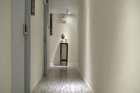 1 min MTR, budget room 3 - 佐敦 - Appartement